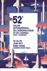 SALON INTERNATIONAL DU BOURGET identité 2017